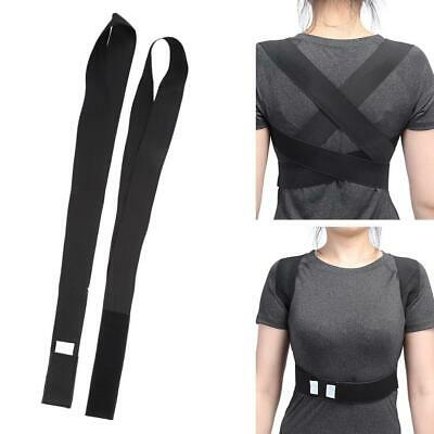 Back Straight Shoulders Brace Strap Correct Posture Clavicle Support Corrector