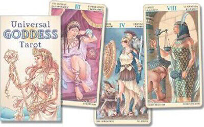 Universal Goddess Tarot by Lo Scarabeo Staff (Cards,Flash Cards) #20316
