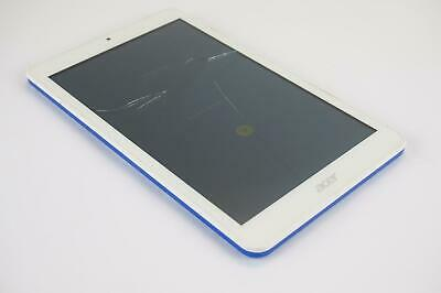 """Acer Iconia One 8 B1-850 16GB - 8"""" Android Tablet - WiFi - Blue & White"""