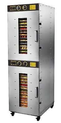 Bench Foods 32-CU Premium Commercial Food Dehydrator | 32 Tray - 5.12m²