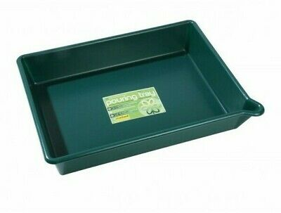 Garland Pouring Tray Potting Seed Tray 12 Litre Heavy Duty Hydroponic Gravel Pot