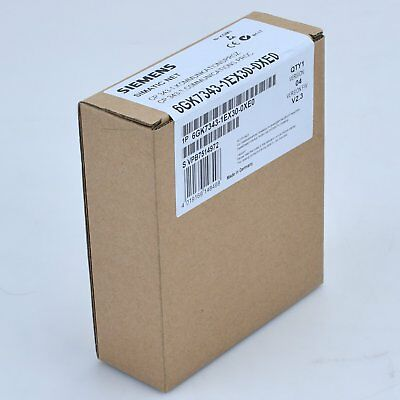 1PC NEW IN BOX Siemens 6GK7343-1EX30-0XE0 One year warranty