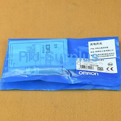 1PC Omron E3F2-DS30B4-P1 Photoelectric Switch Sensor New
