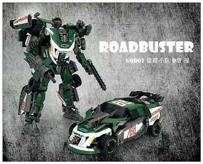 Transformers TOY TF Dream Studio GOD-07 Roadbuster Robot ACTION FIGURE will come
