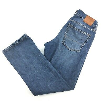 c5d9585e LUCKY BRAND MENS Jeans 33X31 181 Relaxed Straight Dark Wash 100 ...