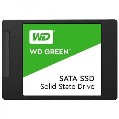 """WD Green 3D NAND 120GB 2.5"""" SATA 6Gbps Solid State Drive (WDS120G2G0A)"""