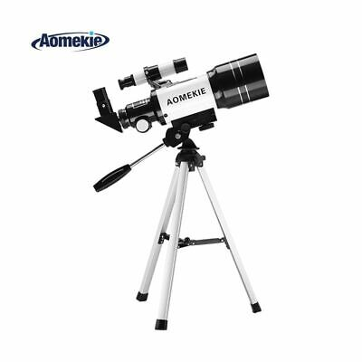 Astronomical Telescope Monocular Finderscope Terrestrial Tripod Space Moon