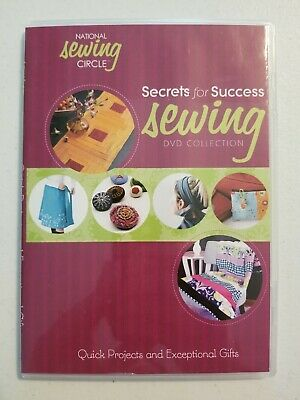 National Sewing Circle: Quick Projects and Exceptional Gifts (DVD, 2017)