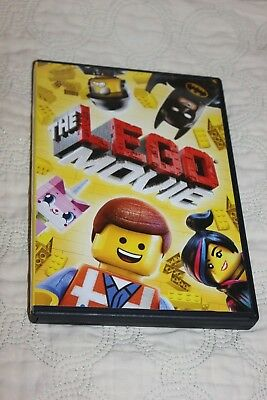 The Lego Movie DVD ( special features)  Like New