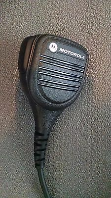 PMMN4040A Motorola Submersible Remote Speaker Microphone- Used