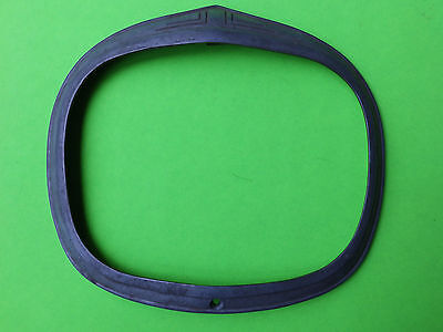 1939 Plymouth Headlamp Door Bezel Single Hole OEM MoPaR #694061 LEFT side