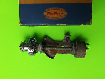 1957- 1961? Chrysler DeSoto Air Duct Control Switch Heater/Defroster MoPaR OEM