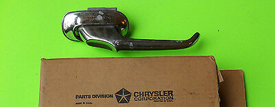 1956 Plymouth Dodge O/S Door Handle MoPaR OEM part # 1682512 Right Side