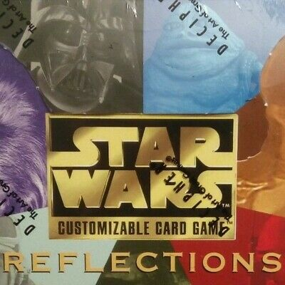 FOIL Singles [choose card & condition] REFLECTIONS I star wars ccg swccg