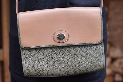 Vintage 70s 80s Christian Dior Cross Body Purse Made In France