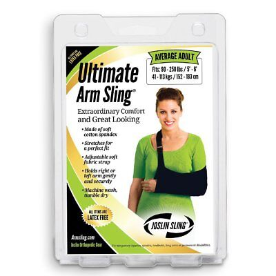 BrownMed Joslin Ultimate Arm Sling,Medical Grade, Stability & Relief for Injury