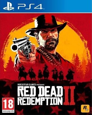 Red Dead Redemption 2 | RDR 2 | PS4 | No CD