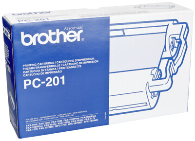 Brother PC 201 with Thermal Transfer Ribbon NEW