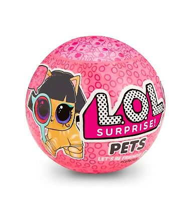 L.O.L. Surprise! Authentic Eye Spy Pets Wave 2 LOL Ball by MGA Dolls -IN HAND! 4