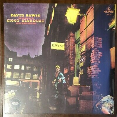 David Bowie The Rise and Fall of Ziggy Stardust Remastered 180G Vinyl lp New