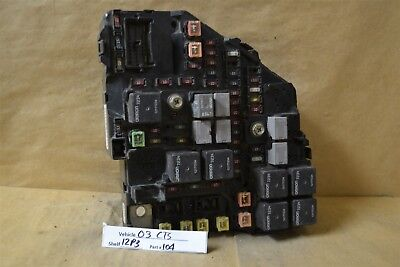2003 CADILLAC CTS Fuse Box Relay Unit 25743731 Module 04 12P3 ... on 03 honda element fuse box, 03 buick lesabre fuse box, 03 oldsmobile alero fuse box, 2003 cts fuse box, 03 toyota 4runner fuse box, 03 honda odyssey fuse box, 03 cobra fuse box, 03 dodge caravan fuse box, 03 honda civic fuse box, 03 ford expedition fuse box, 03 jeep grand cherokee fuse box, 03 buick century fuse box, 03 saab 9-3 fuse box, 03 volkswagen passat fuse box, 03 ford taurus fuse box, 03 volvo s80 fuse box, 03 dodge ram fuse box, 03 chevy silverado fuse box, 99 miata fuse box, 03 mazda 3 fuse box,