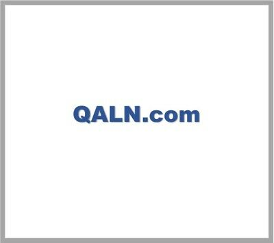 QALN.com ~ Short Premium Pronounceable Domain Name ~ BRANDABLE LLLL 3 4 5 letter