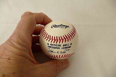 Yankees Dave Winfield Padres Twins Blue Jays Signed Autographed Baseball Proof Moderate Cost Balls