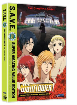 Wallflower: Complete Collection (4Pc) / (Box) Dvd Nuovo