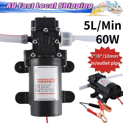12V Electric Car Engine Oil Transfer Extractor Pump Fluid Diesel Electric Siphon