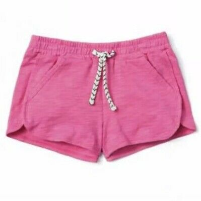 NWT Gymboree Jump into Summer Girls Pink Shorts Size Xl 14