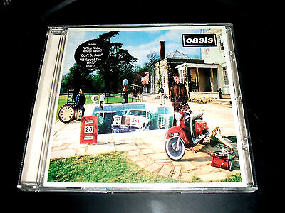 Oasis - Be Here Now 1997 CD Epic Records All Around The World D'You Know What NM