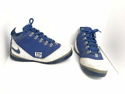 differently 68b7a 25a26 Nike Zoom Soldier II TB 2008 Lebron James Varsity Royal Blue 319407 442 sz  11.5