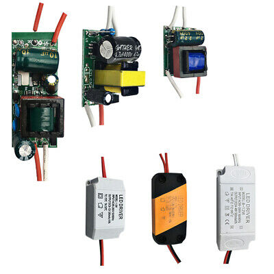 LED Driver 3/7/12/18/24W for LED lamp Adapter Constant Current Lot Power Supply