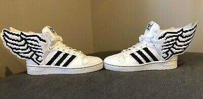 outlet store 56477 db702 Adidas, Jeremy Scott, Pixel Wings 2.0, Size 11, Rare!
