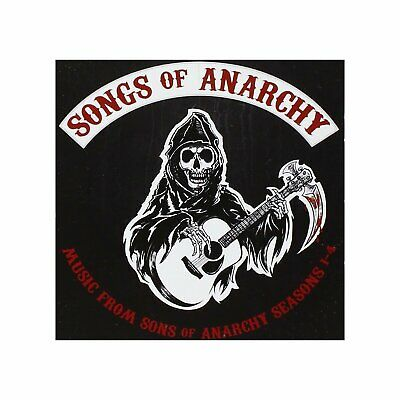 Songs Of Anarchy: Music From Sons Of Anarchy Seasons 1-4 - Cd - Nuevo