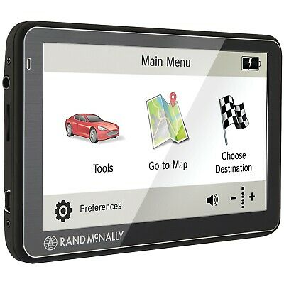 Rand McNally 528015958 Road Explorer 5 Advanced Car GPS