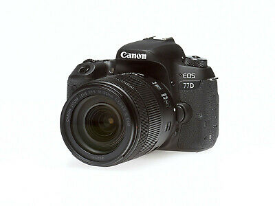 Canon EOS 77D Kit EF-S 18-135 IS USM - Ean 4549292083590