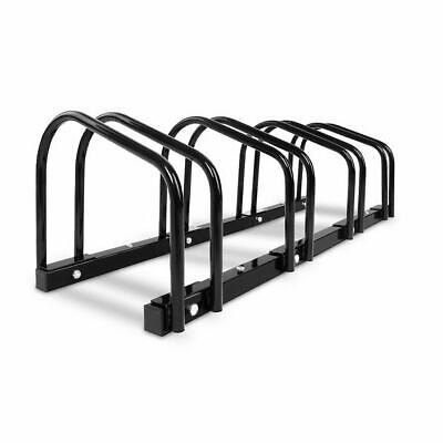 1 – 4 Bike Floor Parking Rack Instant Storage Stand Bicycle Cycling Portable