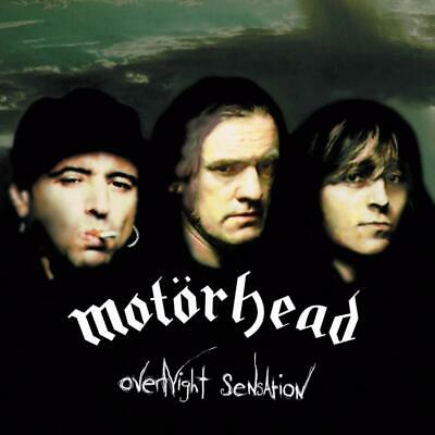 Motörhead - Overnight Sensation CD ALBUM NEW (27th MAR)