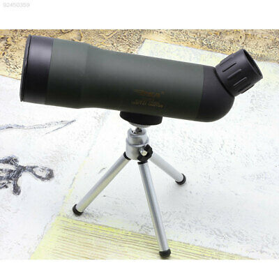2200 Black Astronomical Scope 20X50 Power Roof Monocular Telescopes with Tripod