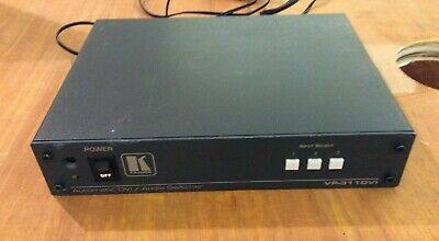 Kramer VP-311DVI 3x1 DVI, Stereo & S/PDIF Audio Standby Switcher - No Box