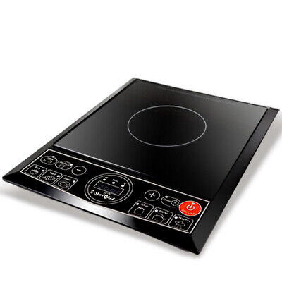 Electric Induction Cooktop Portable Kitchen Cooker Ceramic Cook Top @SAV