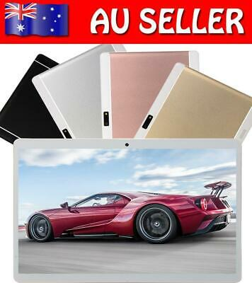 10'' Tablet 4+64G Android 8.1 Ten-core Call HD Screen GPS WiFi Bluetooth 8800mAH