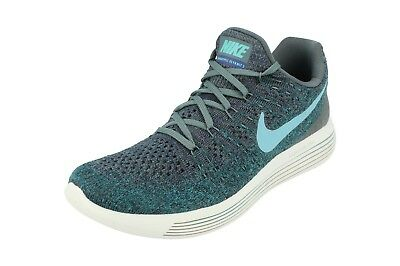 83f4261d18c3c Nike Lunarepic Low Flyknit 2 Mens Running Trainers 863779 Sneakers Shoes 404