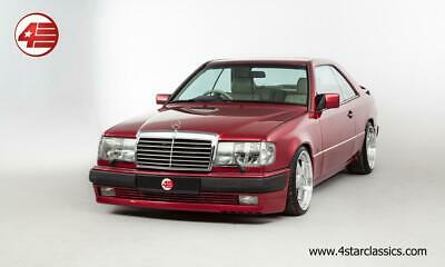 FOR SALE: Mercedes-Benz C124 300CE-24 Carat Duchatelet 3.0 Auto 1992 /// Rare