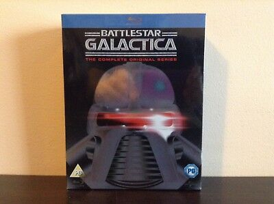 Battlestar Galactica - The Complete Original Series [Blu-ray] *NEW*