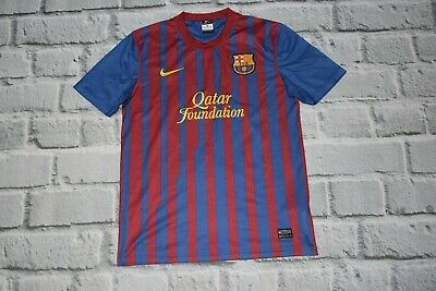 be666e73903 FC BARCELONA NIKE qatar M medium shirt jersey unicef lfp kit ...