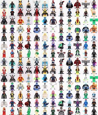 Lego Sets, Super Heroes Minifigs & Custom Minifigures for Lego Fans Fast UK