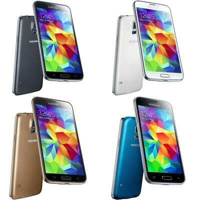 Samsung Galaxy S5 - G900 - Factory Unlocked; Verizon, Sprint, AT&T / T-Mobile