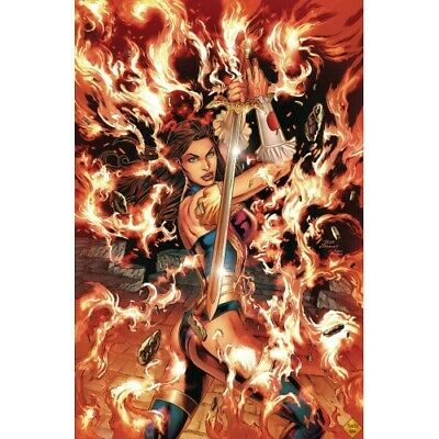 Grimm Fairy Tales 2019 Giant Size -1 Cvr A Vitorino -  - 28/02/2019